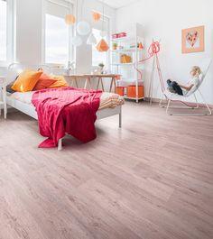 Santana Silentwood Comfort Plus: geschikt voor slaapkamer, speelkamer of hobbykamer. #kurk #vloer
