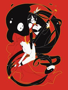 Nine Gates Litchi Faye-Ling, former member of Sector 7 and medical genius, is desperately seeking a way to find a cure to her friend Lotte's terrible curse, better known as Arakune in the present. Thi
