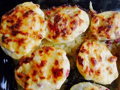 Belegte Ofenkartoffeln 8