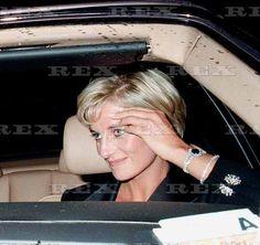 PRINCESS DIANA, LONDON, BRITAIN - 1997