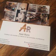 Les nouveaux flyers sont arrivés juste à temps pour ma présence au magasin Léopold à #liege géré par #jobindesign  #design #designer #bois #acier #artisan #madeinbelgium #belgique Flyers, Designer, Magazine Rack, Photo Wall, Frame, Home Decor, Bespoke Furniture, Belgium, Store