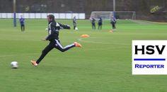 Rafael van der Vaart (Hamburger SV) Bild vom Training am 03.01.2014