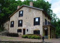 Tour of Historic Homes sponsored by Galena-Jo Daviess County Historical Society - September 27-28, 2014 (pictured is the Turney House)