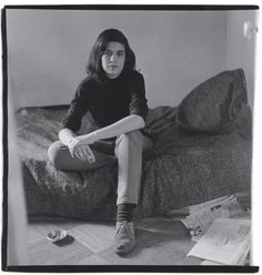 Susan Sontag, grasped by Diane Arbus, altruists by extension activists, on their own way.