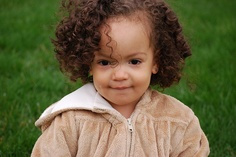 Biracial Curly Hair | Wow. Teacher claims she was allergic to Biracial girl's haircare