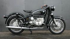 BMW's 1960s R50/2