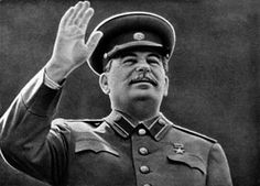 Russia Soviet Union Chairman of the Council of People's Commissars Joseph Stalin