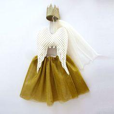angel dress for girls birthday party