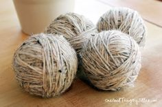 How to make wool dry