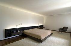 décoration de chambre adulte minimaliste
