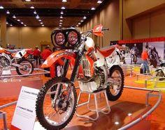Honda XR650R - The king of Baja