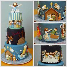 Tutorial - Church Cake | Baking - Usefull | Pinterest ...