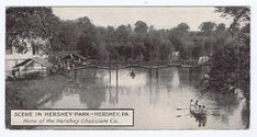 Hershey Park Hershey Pennsylvania