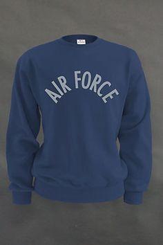 Air Force Trainer Sweatshirt