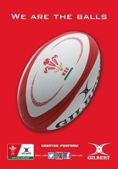 Wales Rugby Advertising 2014