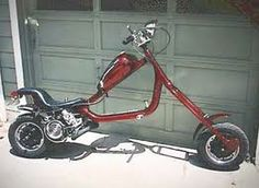 lambretta chopper - Google Search