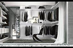 Walk in closet, furnishing design ... FOLLOW US ON: www.bornfuckintrendy.com