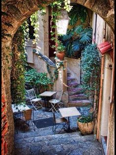 Charming place