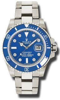 Rolex Men's Submariner Automatic Blue Dial Oyster 18k Solid Gold. List Price: $31,300.00 Price: $27,125.00