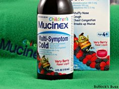 5 Tips For Making A Sick Day More Fun #ChildrensMucinex