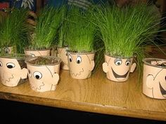 plant unit, i can't wait to make my kids cut their hair!
