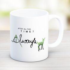 """After all this time Always"" mug – Splatter Square"