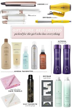 Gifts For The Girl Who Has Everything | Best Holiday Hair Products