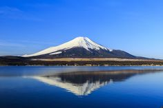 Nagaike Shinsui ParkVisitors can see the grand scenery of Mt.Fuji over the lakes in this park. In the middle of November and February, the scenery cal