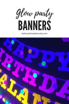 Purple Glare Personalized Sweet Sixteen 16 Birthday Banner Party Decoration