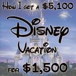 I want to plan a trip for some time in the future.  This site has tips on how to cut down on the cost of a Disney Vacation.