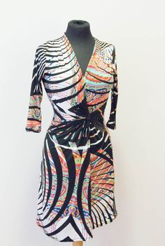 Kjole Regenia Wrap Dress, Dress Up, Dresses With Sleeves, Long Sleeve, Creative, Clothes, Fashion, Outfit, Clothing