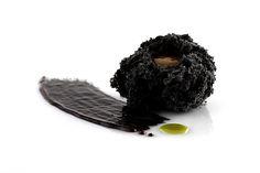 The Alinea Project: Black Sesame, Green Tea, Chocolate, Miso