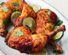 Pollo Tandoori, Tandoori Masala, Garam Masala, Recipe For Tandoori Chicken, Chicken Recipes, Roasted Chicken, Creamy Chicken, Salmon Recipes, Tandori Chicken