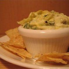 Hot Artichoke and Spinach Dip II - Allrecipes.com