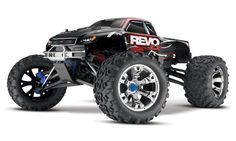 Check out the top quality bodies, wheels and tires that #prolineracing makes for your #Traxxas #REVO 3.3