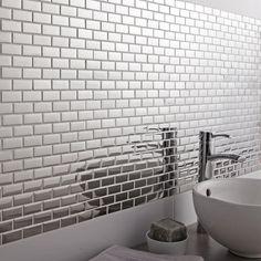 Destination de la mosaïque:Mur Matière principale:Verre Trame:Nylon ...