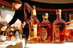 Bourbon tasting in Louisville, KY