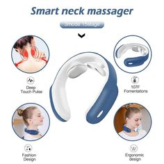 ● All doctors and massage salons are advised to use Gbox Massage Now your chance to end pain is five minutes It will end your neck pain regardless of your age Carotid Artery, Thing 1, Deep Relaxation, Electric Shock, Neck Massage, Neck Pain, Acupuncture, Cool Gadgets, Fashion Styles