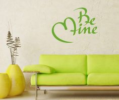 Wall Vinyl Sticker Decal Art Design Be Mine Hand Lettering Handmade Calligraphy Room Nice Picture Decor Hall Wall Chu968 Thumbs up decals,http://www.amazon.com/dp/B00K1BDS0M/ref=cm_sw_r_pi_dp_D8SHtb0NKJRCM7RW