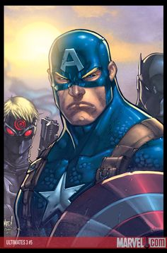 Cap by Joe Madureira