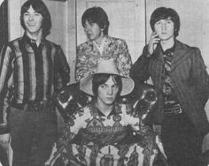 The Small Faces - Muziek Expres - August, 1968