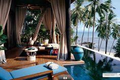Hotel Four Seasons Samui en Koh Samui, Tailandia