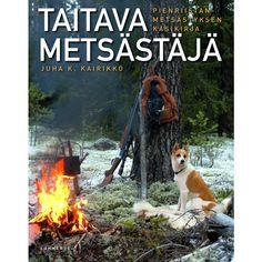 Kirja TAITAVA METSÄSTÄJÄ - www.partioaitta.fi - Partioaitta
