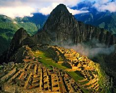 Machu Picchu National Park (Aguas Calientes, Peru)