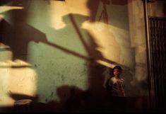 Gueorgui Pinkhassov - Java island. Town of Semarang. 1989.