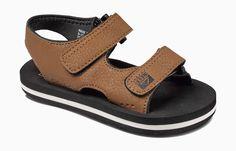 Boys Grom Stomper – Black/Brown £22.00 - Reef  Fab Flip Flops  www.fabflipflops.co.uk Reef Flip Flops, Sport Sandals, Black And Brown, Boy Or Girl, Flats, Boys, Shopping, Women, Fashion