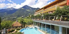 Best Wellness Hotel Erika/ Dorf Tirol/ Italy/ Copyright: Best Wellness Hotel Erika