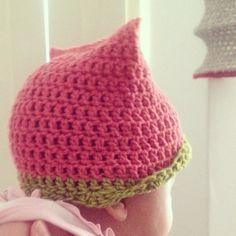 Crochet hat by MESH CROCHET Crochet Baby, Mesh, Babies, Hats, Fashion, Moda, Babys, Hat, Fashion Styles
