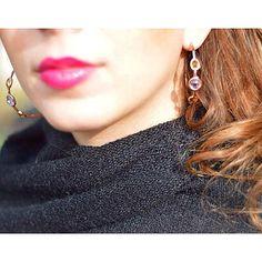 @dianadelorenzi  @battiquore #orecchini #earrings