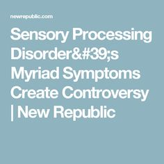 Is Sensory Processing Disorder Real >> 90 Best Sensory Processing Disorder Images Sensory